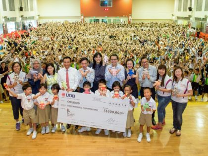 ChildAid Benefits from Fundraising Efforts
