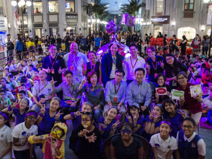 'Big' Kids With Big Hearts