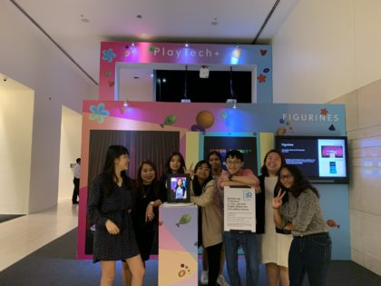 PlayTech+ Digital Exhibition